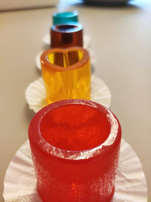 Gummies shot