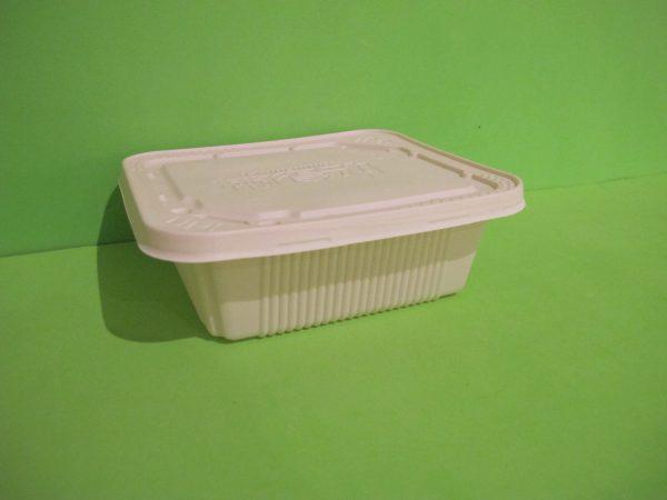 Contenedor ensalada almidon de maiz 2