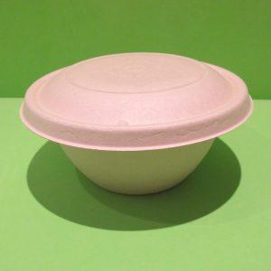 Bowl 32 oz bagazo de trigo 2