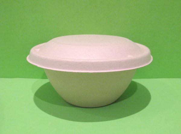 Bowl bagazo trigo 32 oz