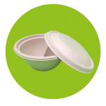 bowls biodegradables