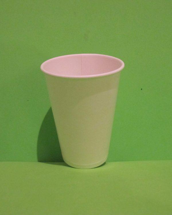 Vaso de papel bebidas frias