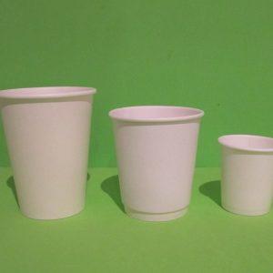 vasos papel bebidas calientes