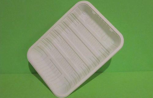 Bandeja rectangular (18,7 x 13,5 x 3 cm) – Almidon de maiz 1