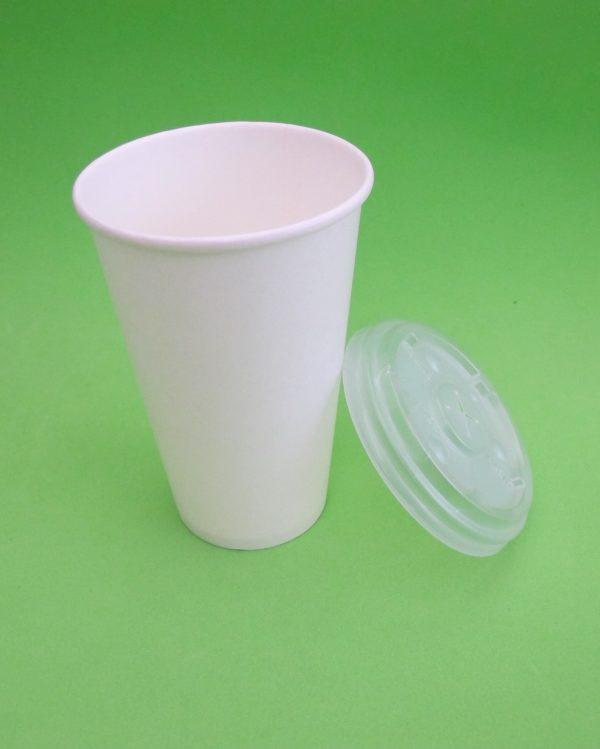vaso almidon maiz + tapa plastica 3