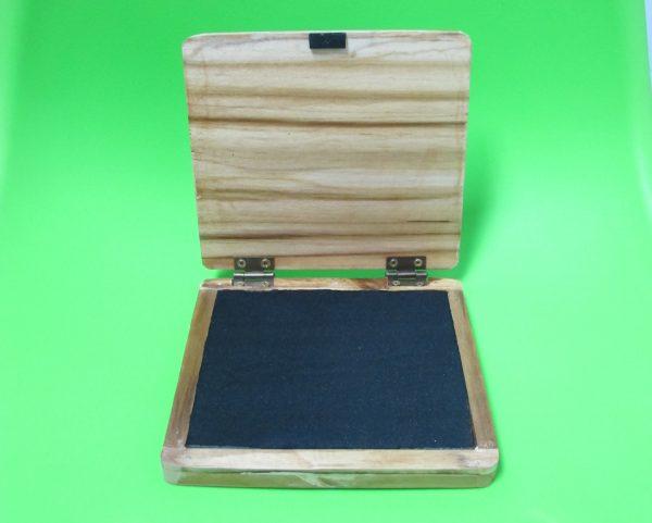 almohadilla madera