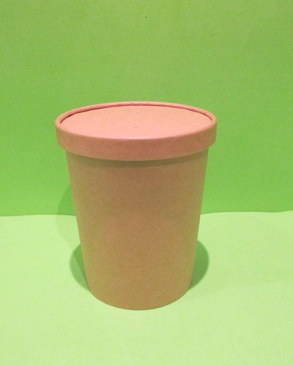 bowl tazon tarrina papel kraft