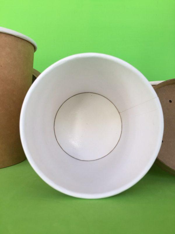 tazon papel kraft liner blanco 1